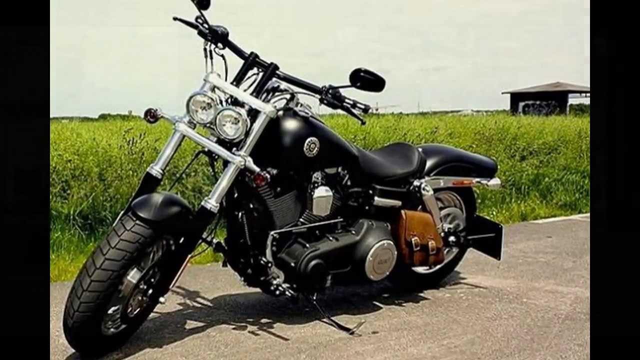 Top 10 Harley Davidson : European Bike Week 2013 - YouTube