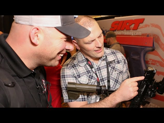 New SIRT Guns and Tools from NextLevel Training – SHOT Show 2019