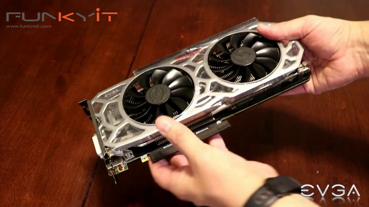 EVGA GeForce GTX 1080 Ti SC2 GAMING 11 GB Review - FunkyKit