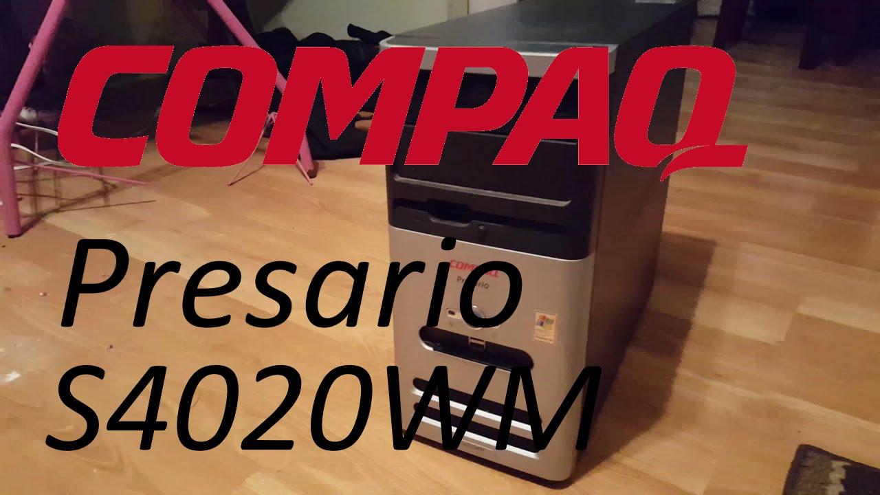 COMPAQ PRESARIO S4020WM DRIVERS WINDOWS XP