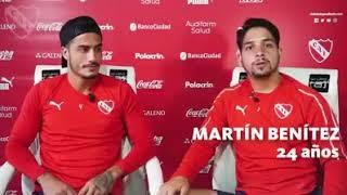 MARTIN BENITEZ Y NICO FIGAL! PING PONG