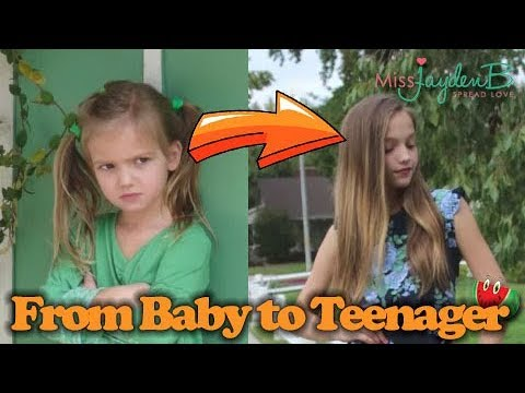 Jayden Bartels From Baby To Teenager Happy Birthday YouTube