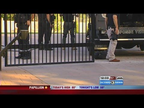 Federal Agents Raid West Omaha Home