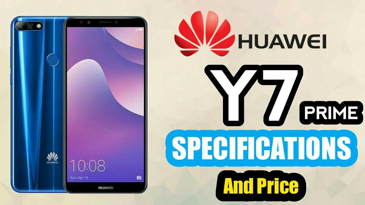 Huawei Y7 Prime 2018| Specs|Price in Pakistan