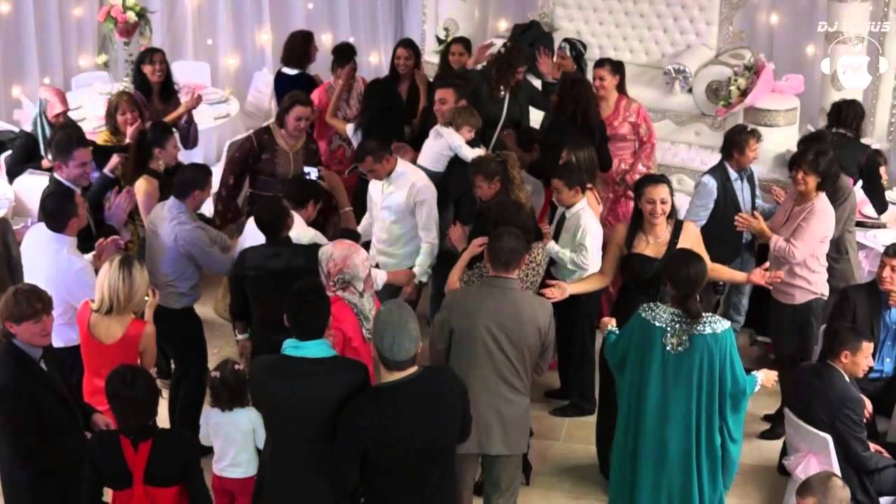 MAGNIFIQUE CLIP , MARiAGE MIX ORiENTAL TURC  ALGER A BESANÇON CORTEGE DE FOU !! , YouTube