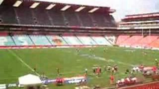 Pivetes XV ellis park stadium