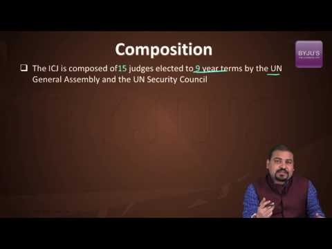 IAS Preparation - Current Affairs: International Court of Justice