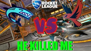 Pro Sharks VS Skyhawks - Rocket League All-Stars Season Week 3 of 39 Gameplay #3