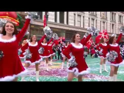 Marching Illini Official Macy's Thanksgiving Day Performance in Herald Square | November 26, 2015