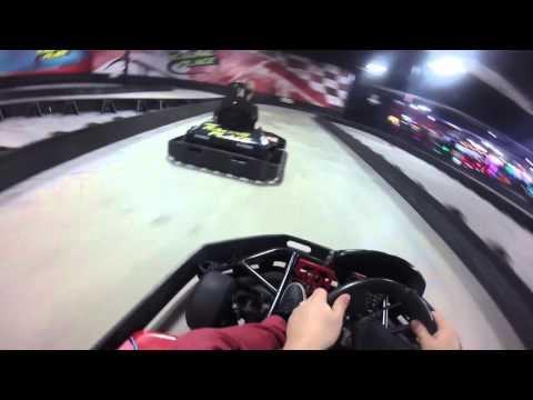 Scene 75 Go-Kart Race