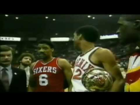 Larry Nance - 1984 NBA Slam Dunk Contest (Champion)