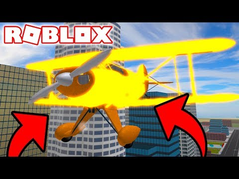 THIS AIRPLANE IS TOO FAST! (Roblox Vehicle Simulator) #11