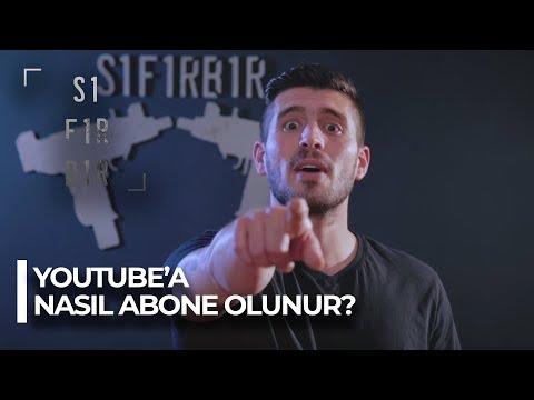 Youtube'a nasıl abone olunur?