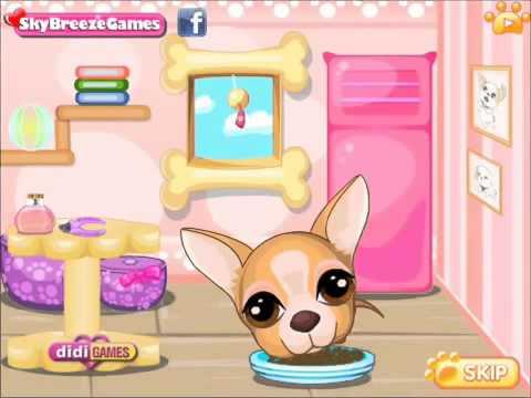 Juegos De Cuidar Perros Bebes Youtube