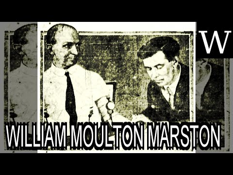 WILLIAM MOULTON MARSTON - WikiVidi Documentary