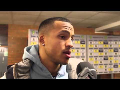 Norwich City 0-0 Man City: Martin Olsson