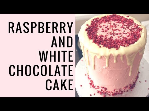 white-chocolate-and-raspberry-birthday-cake-|-cookwithagne