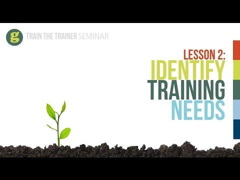 Lesson 2: Identify Training Needsиз YouTube · Длительность: 5 мин22 с