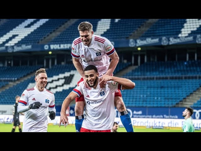 Elvis - Spielbericht | HSV 5:0 Osnabrück / Saison 20/21 | #004