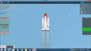 STS-90 - STS-Ambition - ROBLOX NASA Mission