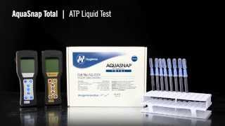 AquaSnap Total - Rapid ATP Test for Liquid Samples