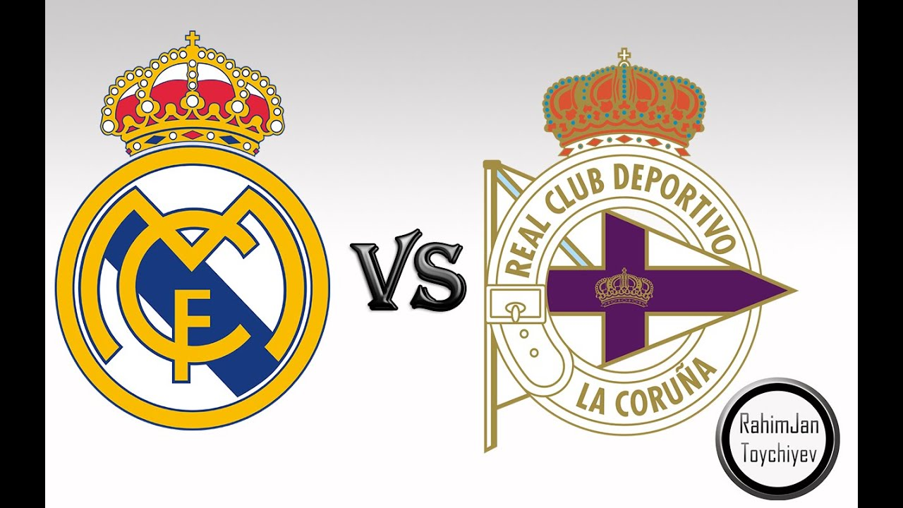 Deportivo Vs Real Madrid