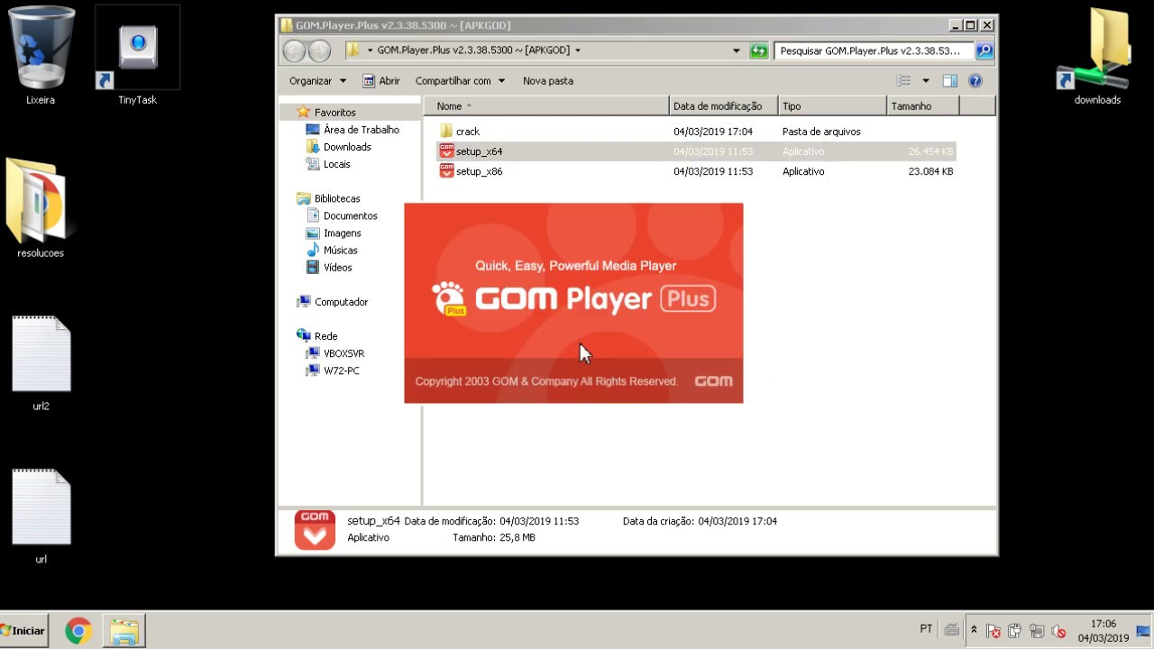 GOM Player Pro Crack With Keygen Free Download