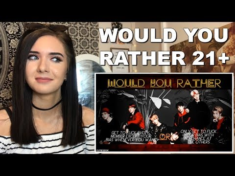 BTS Would You Rather (Dirty Ver) Reaction // ItsGeorginaOkay