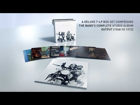 Mix - Creedence Clearwater Revival - The Studio Albums Collection (Half Speed Masters) Unboxing