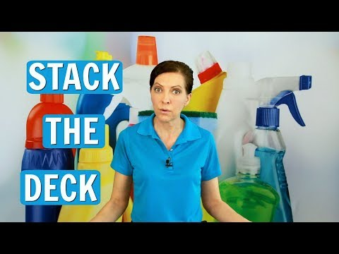 Stack the Deck in Your Favor House Cleaning Secret