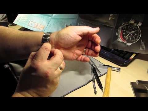 Ur nørderi omkring værktøj og nye ure