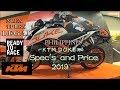 DUKE 390 SPEC's & PRICE in the Philippines