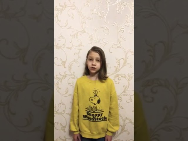 Изображение предпросмотра прочтения – ТатьянаРоманцова читает произведение «Доброту не купишь на базаре...» А.Д.Дементьевa
