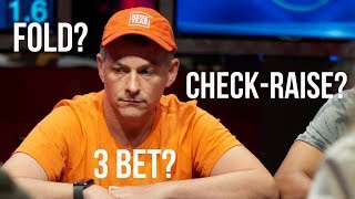 How David Einhorn is Playing the $1 Million One Drop Poker Tournament