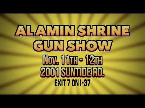 Gun Show commercial November 2017
