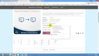 Migration data Magento 1.x to Magento 2.x