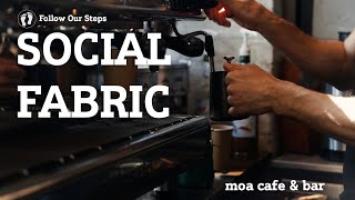 Support LOCAL Businesses During COVID-19 featuring moa cafe & bar