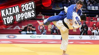 Judo Grand Slam Kazan 2021 - TOP IPPONS