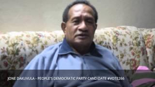 Jone Dakuvula - A Brief History on Fiji Politics