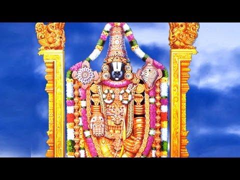 Lord Venkateshwara Songs - Sri Venkatesam Manasa Smarami - JUKEBOX - BHAKTI