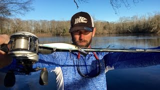Fishing Suspending Jerkbaits in Cold Water with Mike Iaconelli