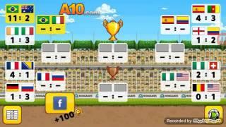 Puppet soccer 2014 gameplay