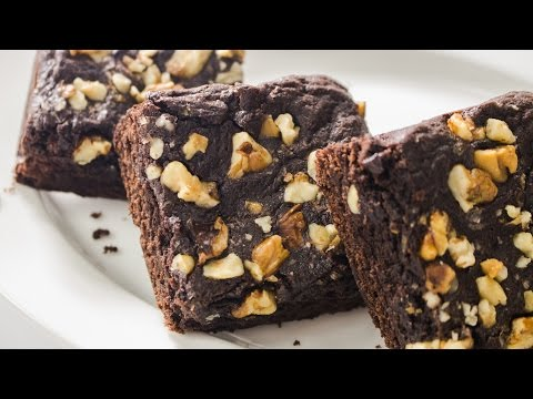 Brownie Recipe In Cooker | Best Eggless Chocolate Brownies Recipe Without Oven