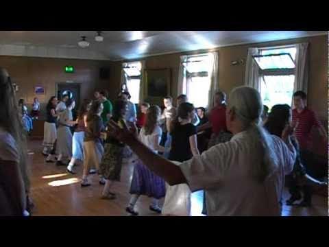 Irish Ceili Dancing