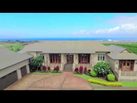 Maui Rainbow Estate Vacation Rental Retreat Video Tour
