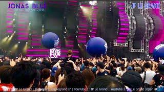 ULTRA JAPAN 2018 - Jonas Blue Full Show - September 15, 2018