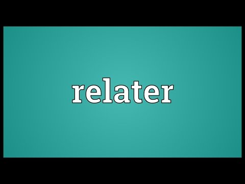 Header of relater