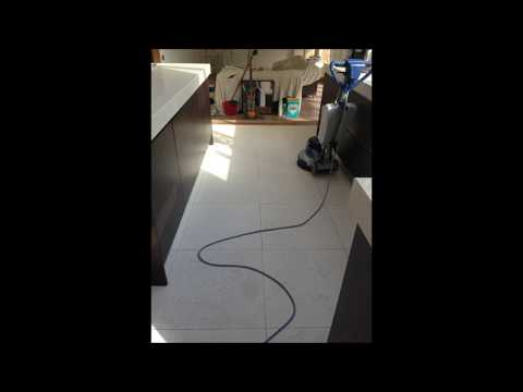 Limestone Kitchen Floor Cleaner | Restoration | Sealer | Esher   Surrey