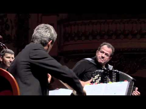 Escualo - (Astor Piazzolla) Richard Galliano and Sebastien Surel LIVE