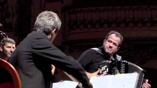 Escualo - (Astor Piazzolla) Richard Galliano and Sebastien Surel LIVE